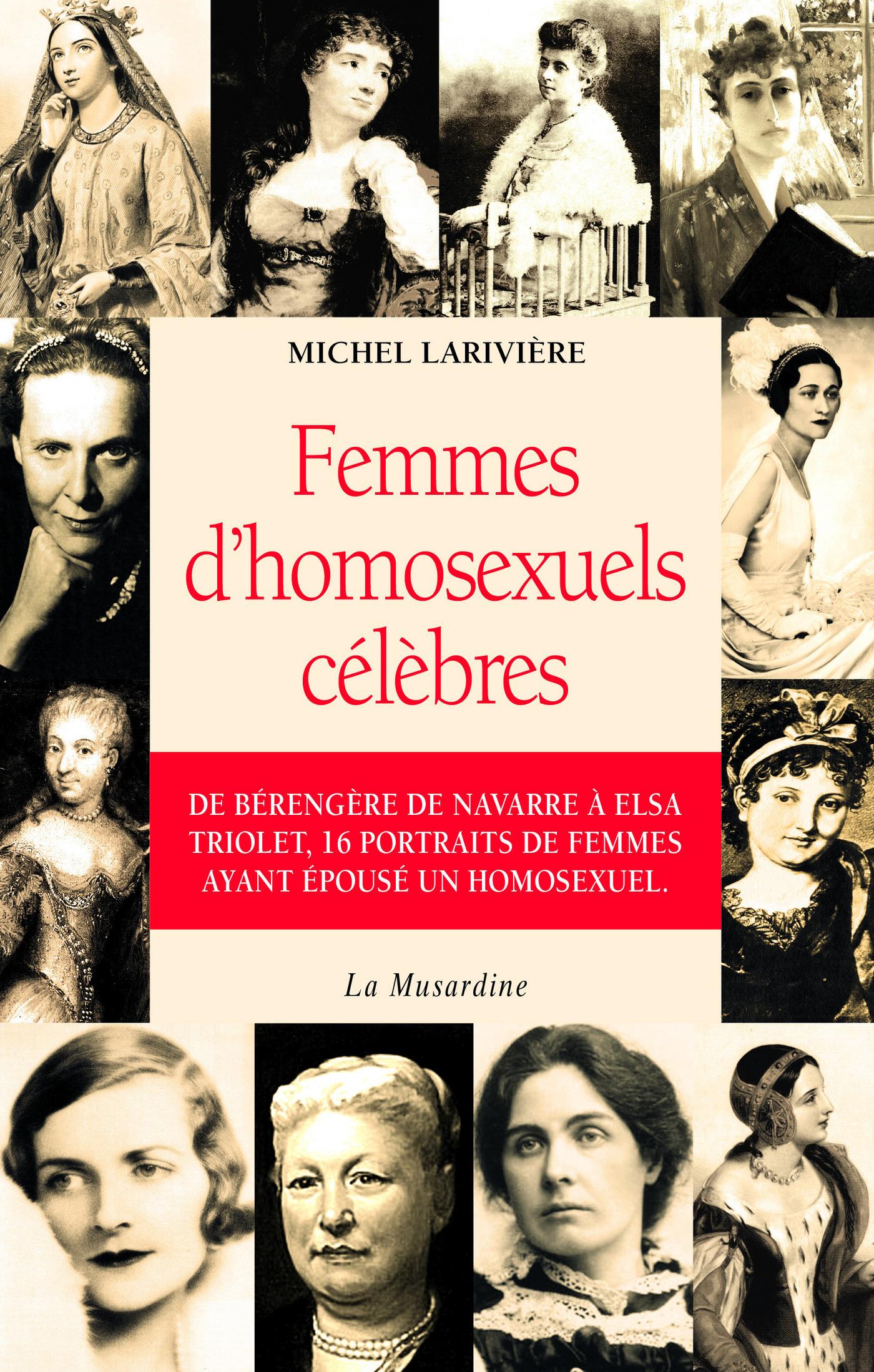 Les personnes homosexuelles célèbres dans l'histoire