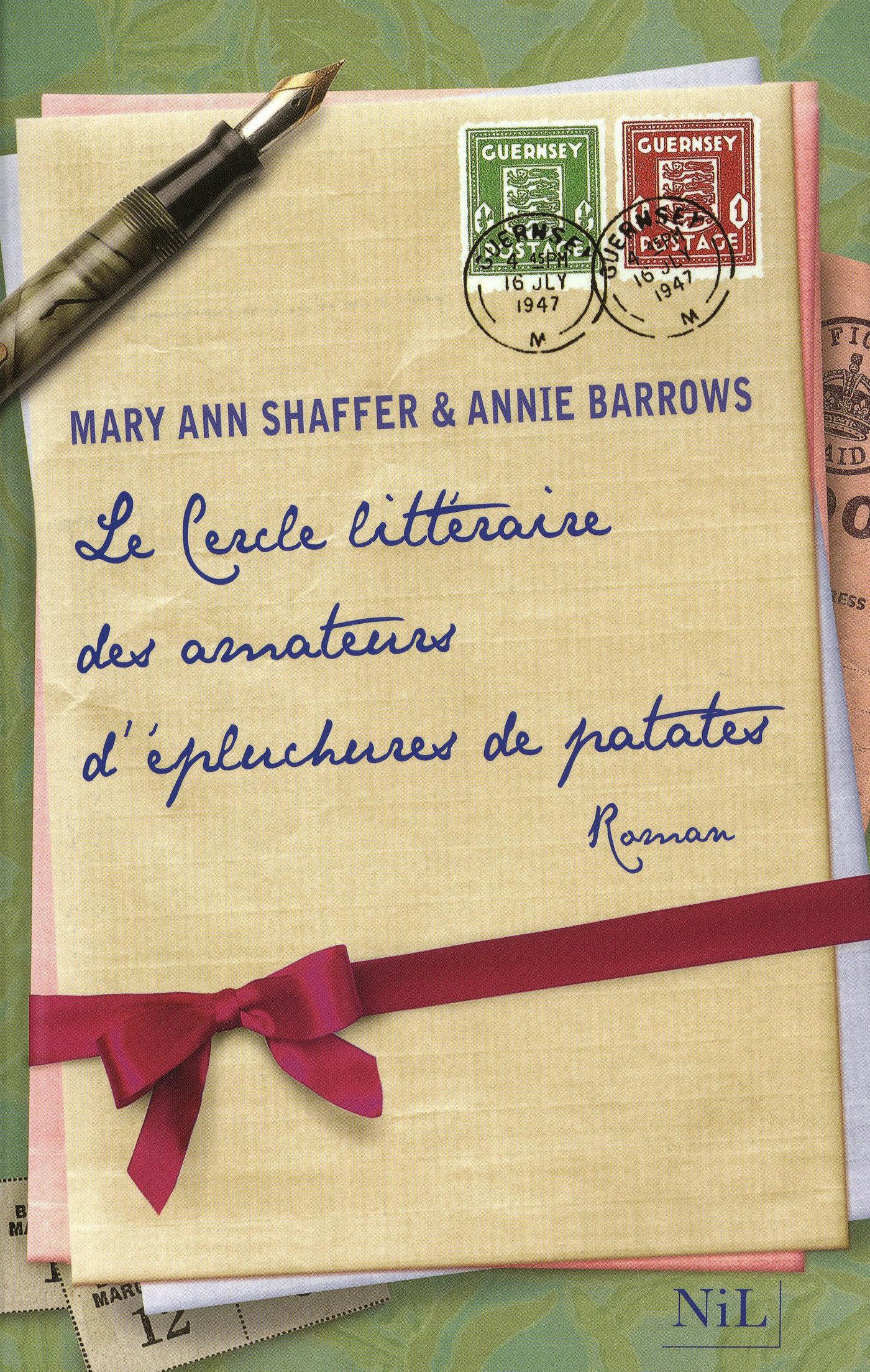 Le Cercle littéraire des amateurs d'épluchures de patates (ebook)