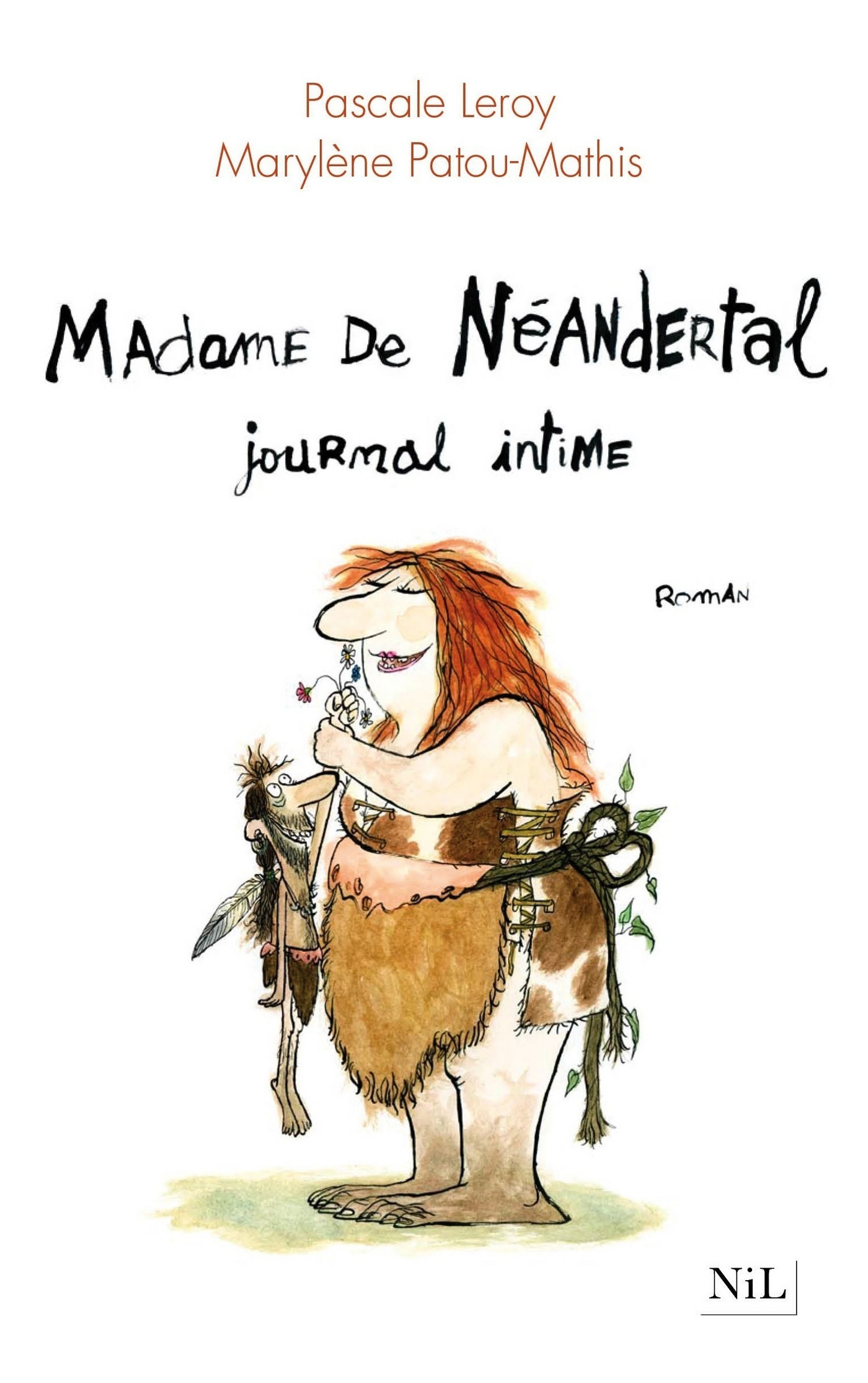 Madame de Néandertal (ebook)