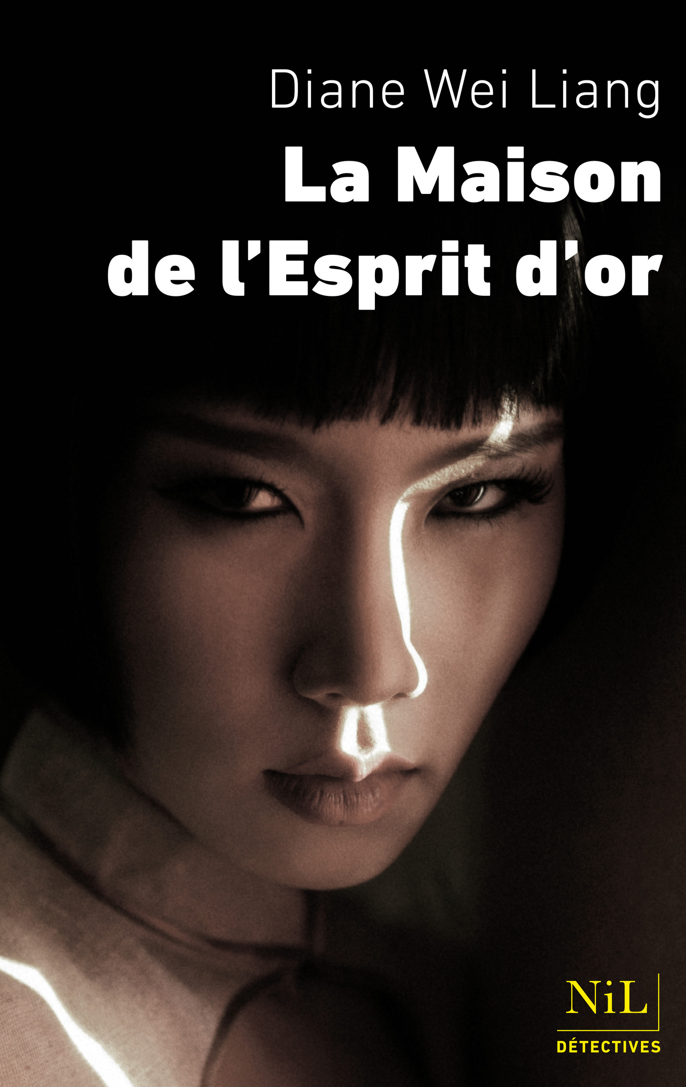 La maison de l'esprit d'or (ebook)
