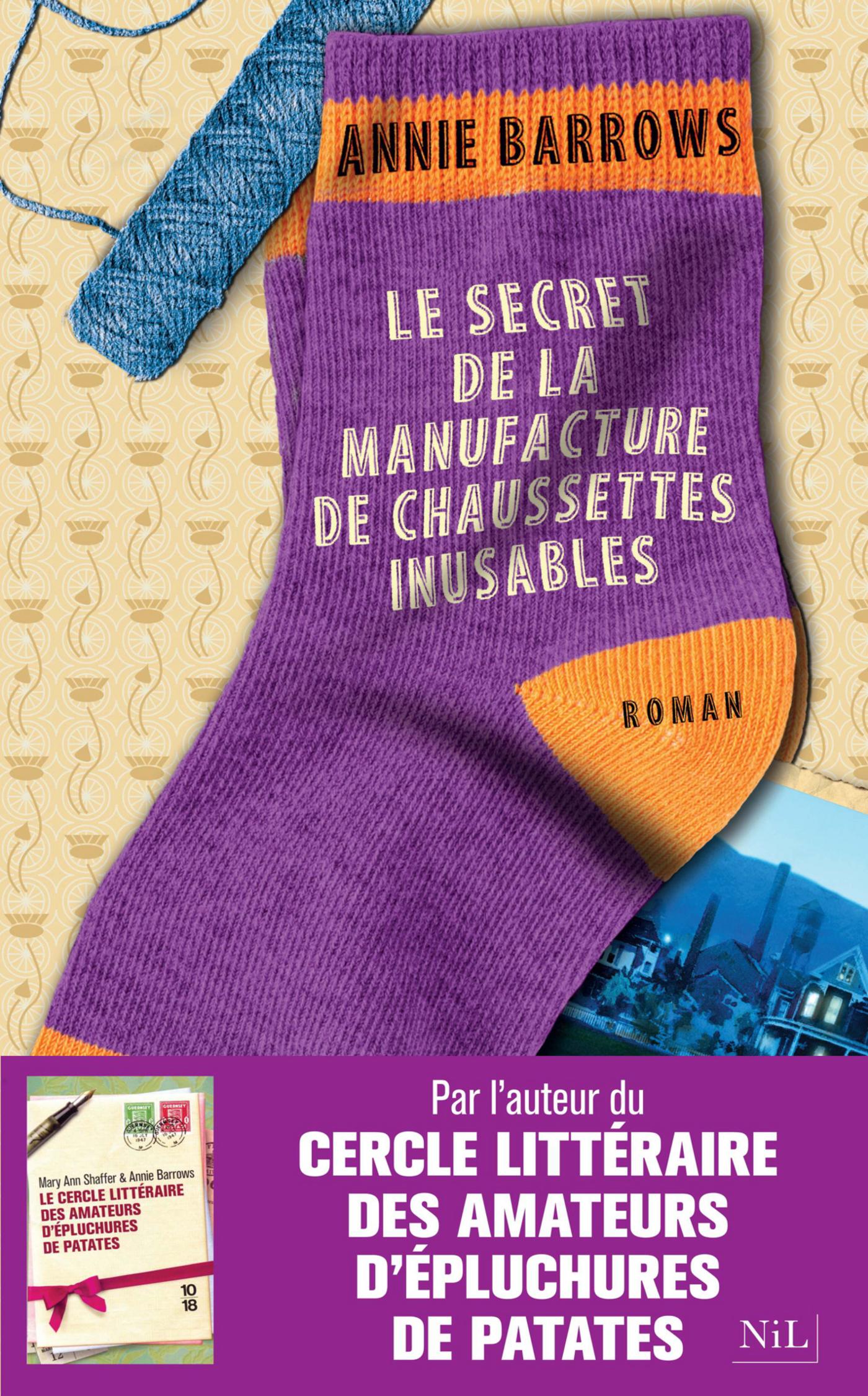 Le Secret de la manufacture de chaussettes inusables (ebook)