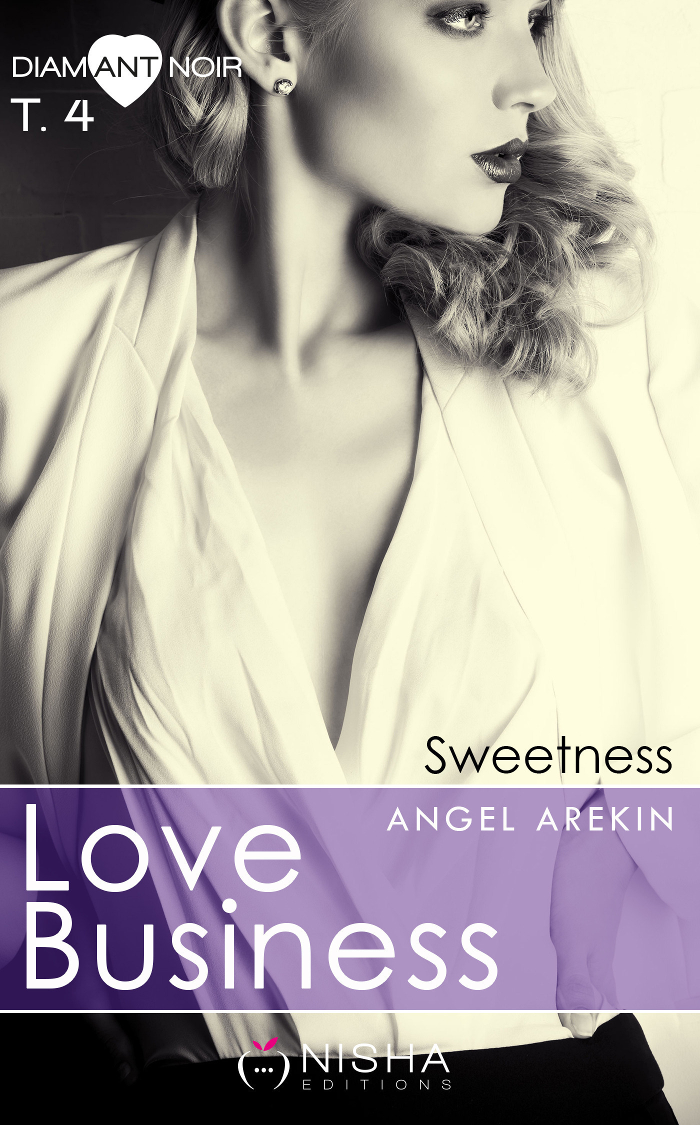 Love Business Sweetness - tome 4