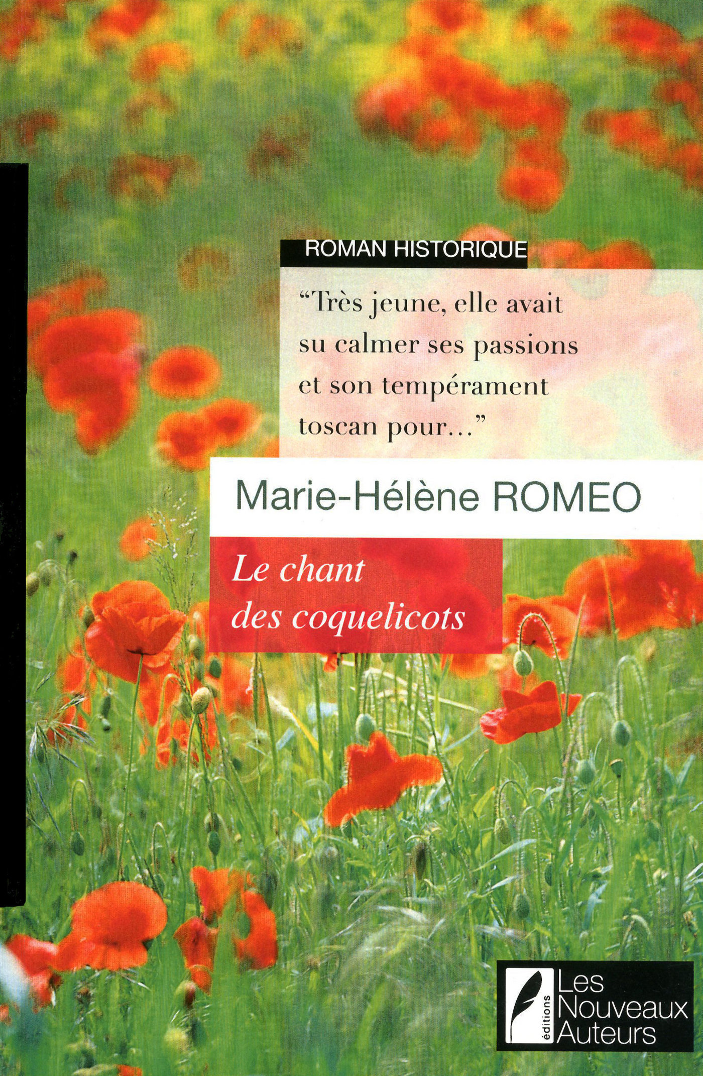 Le chant des coquelicots (ebook)
