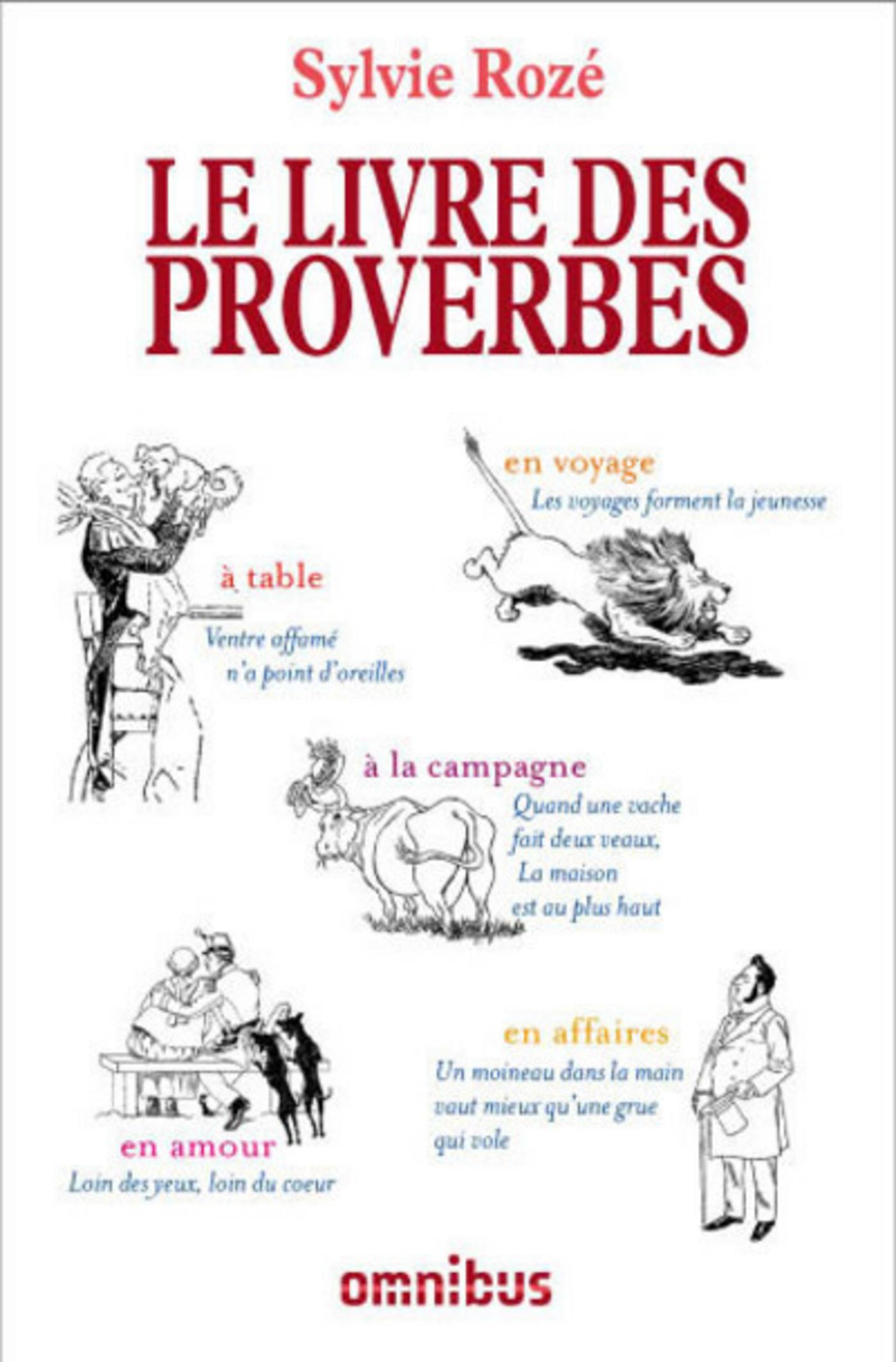 Le livre des proverbes (ebook)
