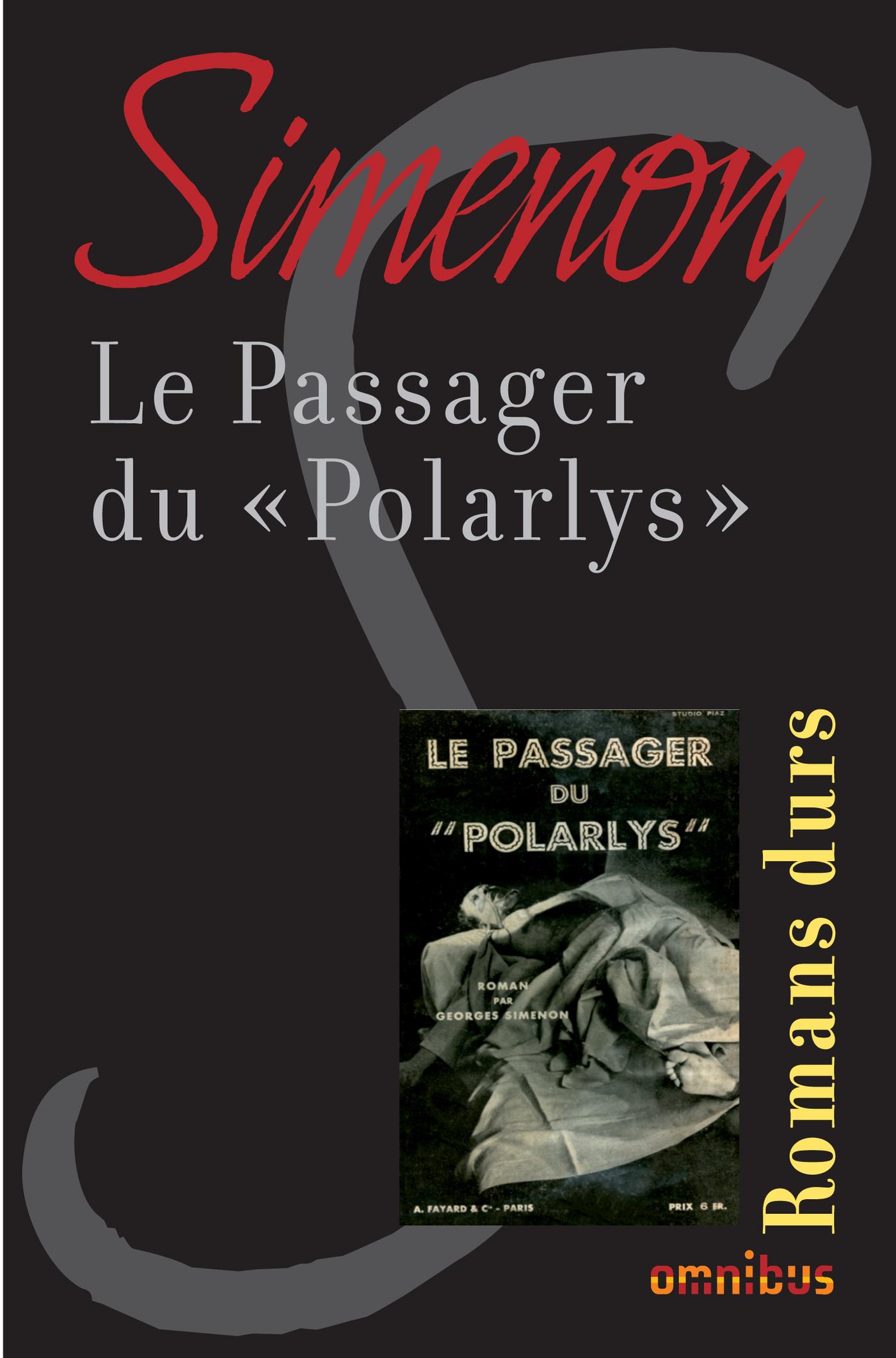 """Le passager du """" Polarlys """""""