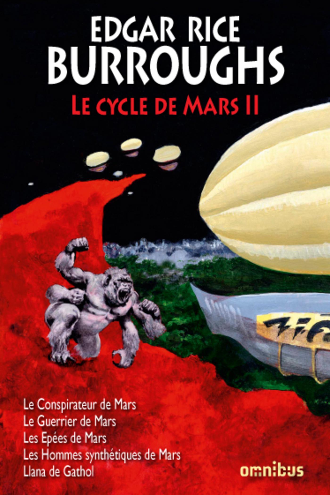 LE CYCLE DE MARS II - VOL02