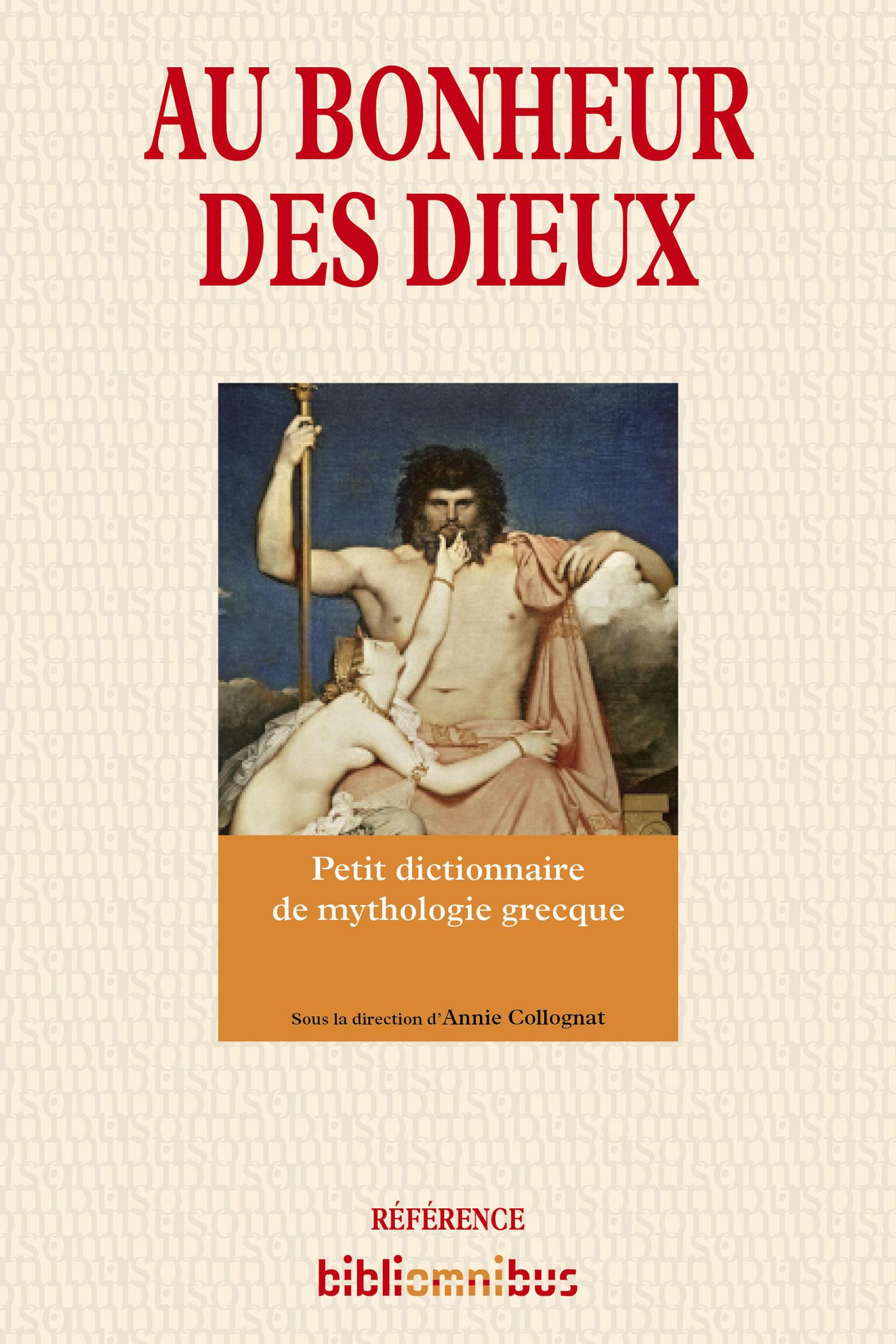Au bonheur des dieux (ebook)