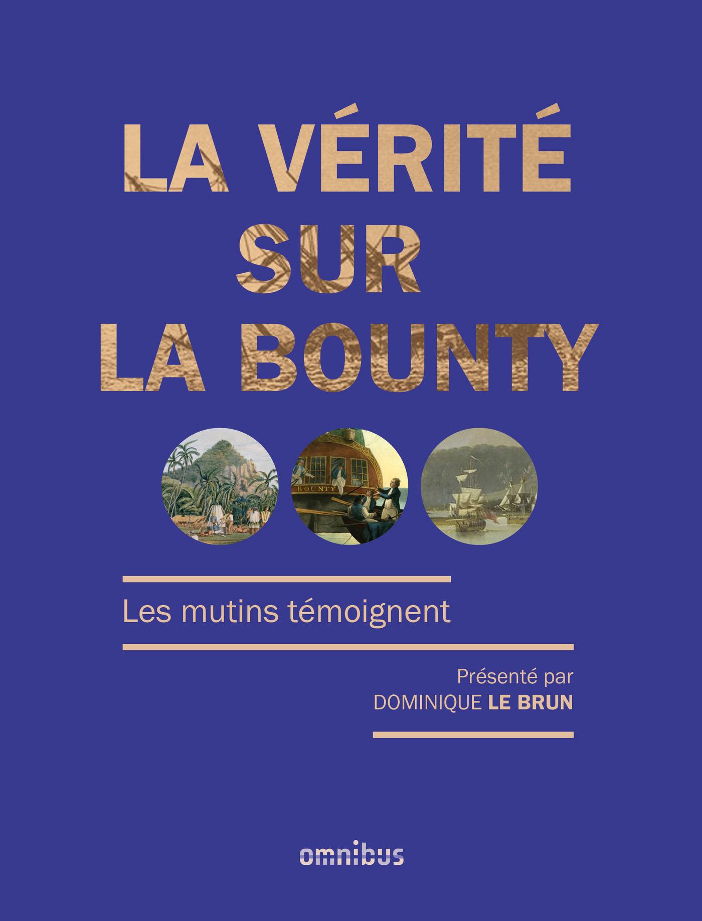 La vérité sur la Bounty (ebook)