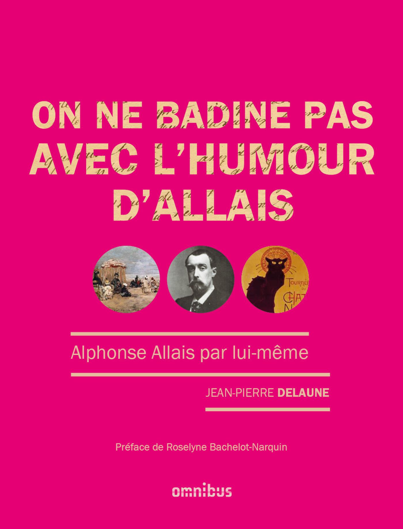 On ne badine pas avec l'humour d'Allais (ebook)