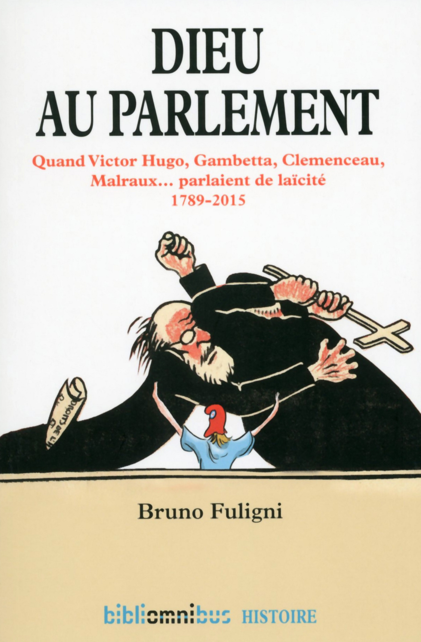 Dieu au parlement (ebook)