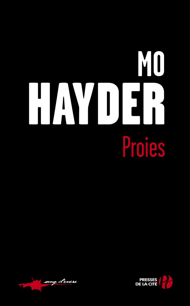 Proies de Mo Hayder