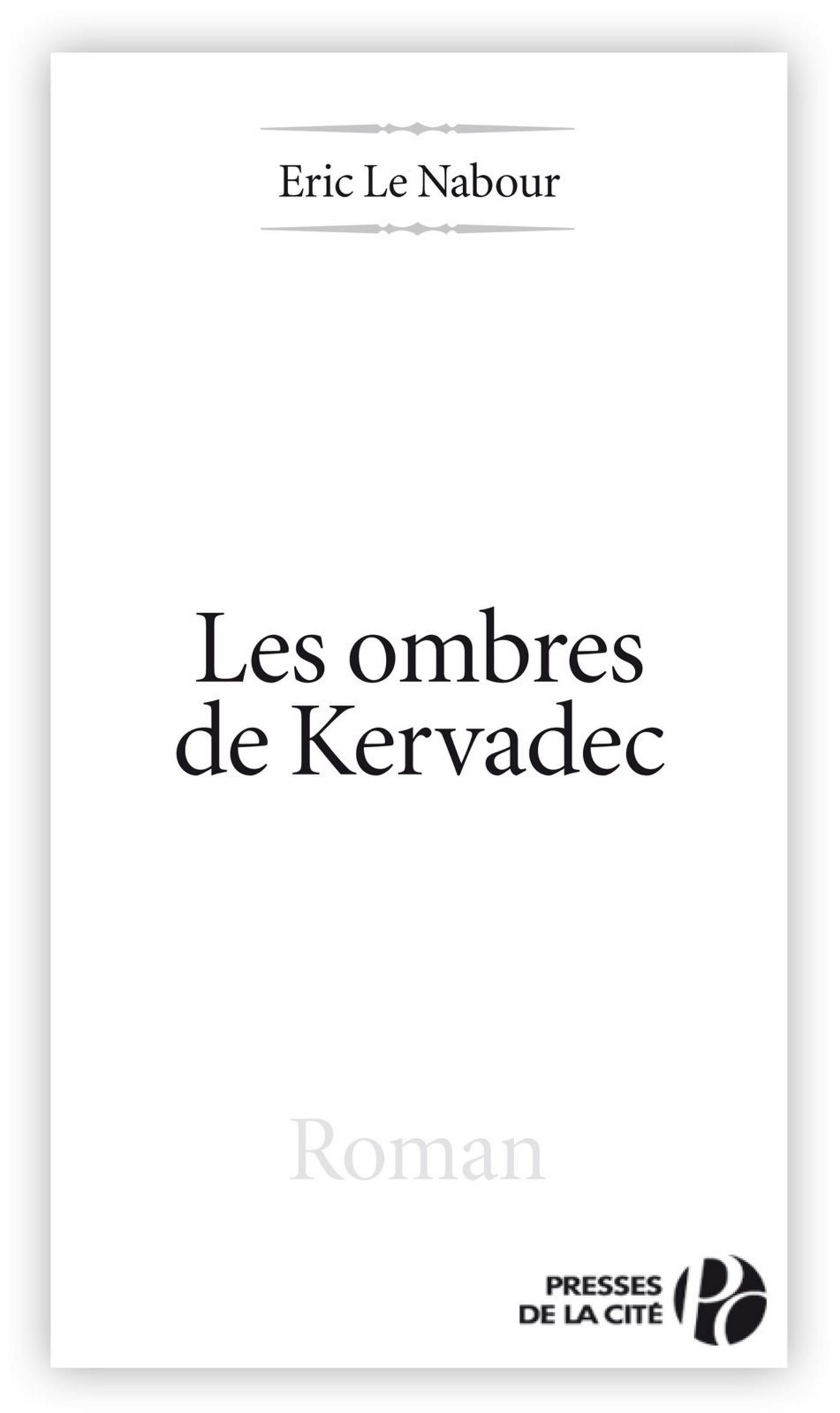 Les Ombres de Kervadec (ebook)