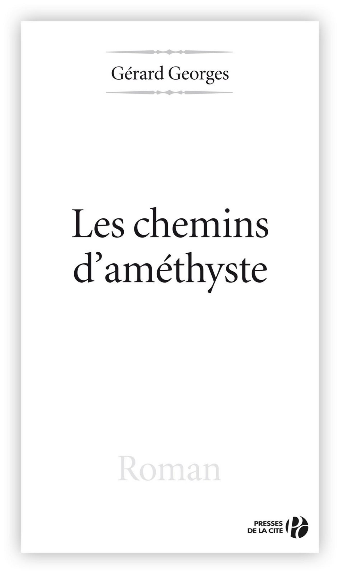 Les Chemins d'améthyste (ebook)