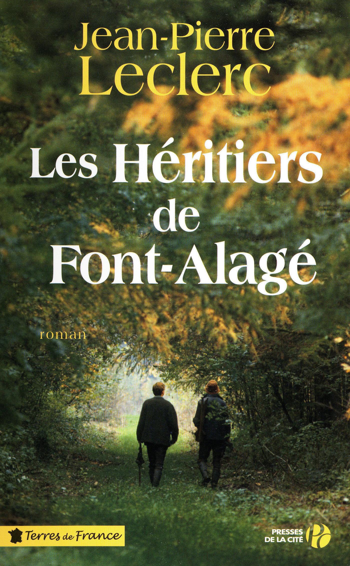 Les Héritiers de Font-Alagé (ebook)