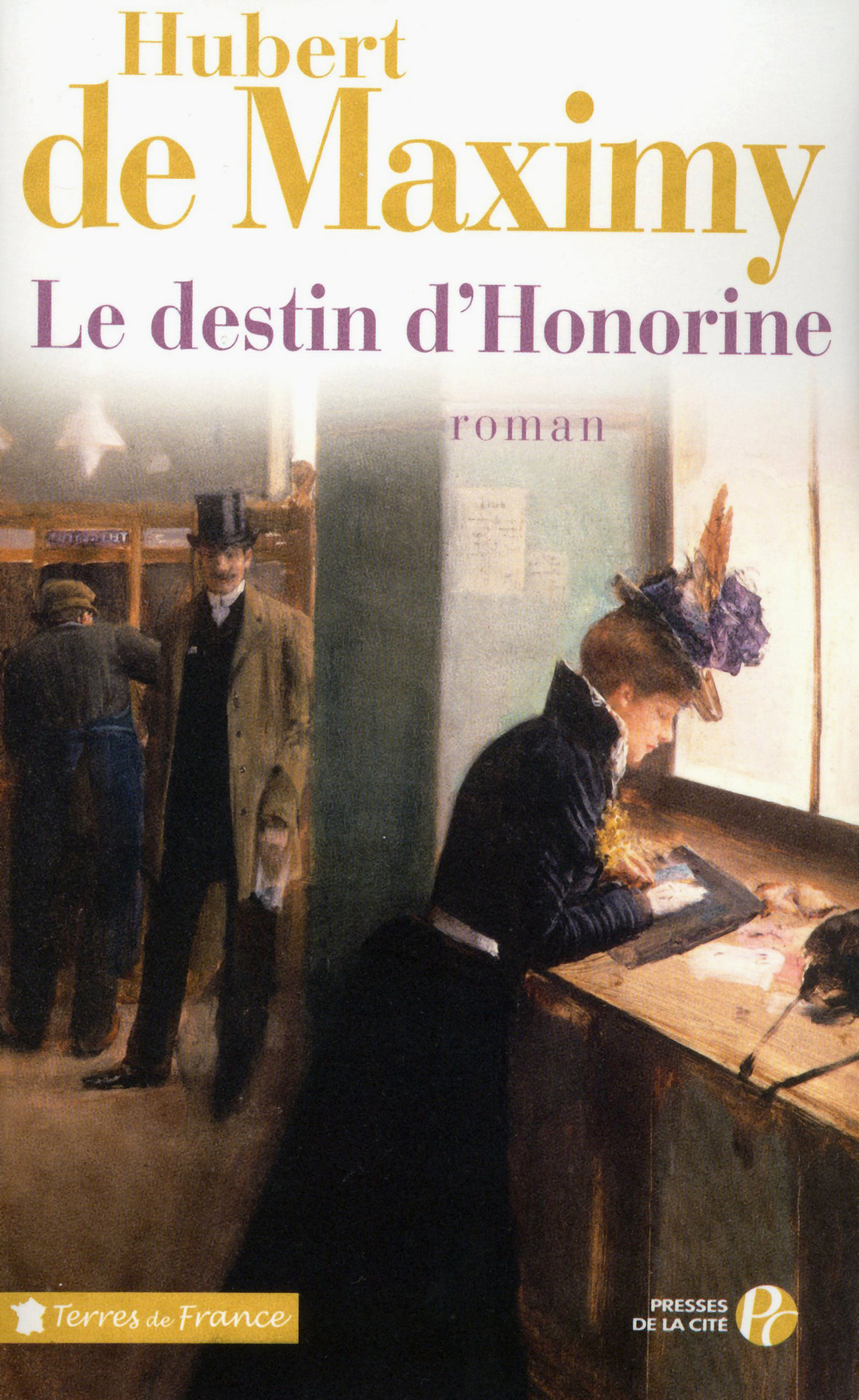 Le Destin d'Honorine (ebook)