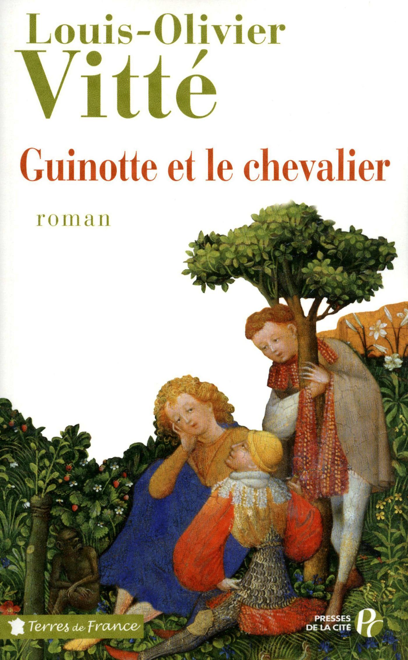 Guinotte et le chevalier (ebook)