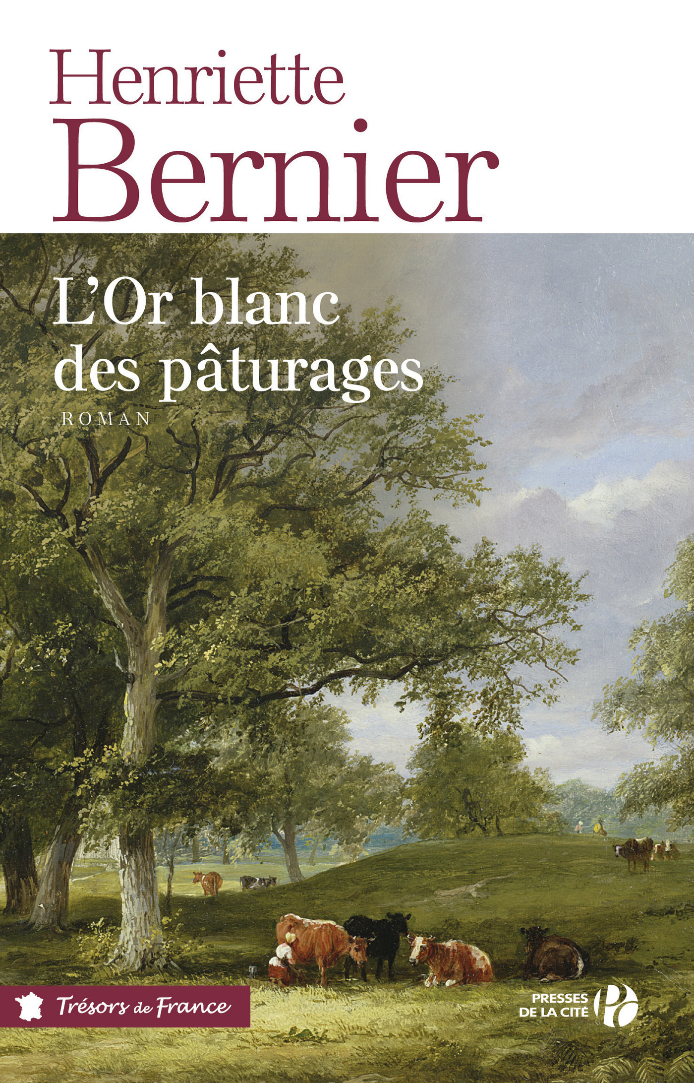 L'or blanc des pâturages (ebook)