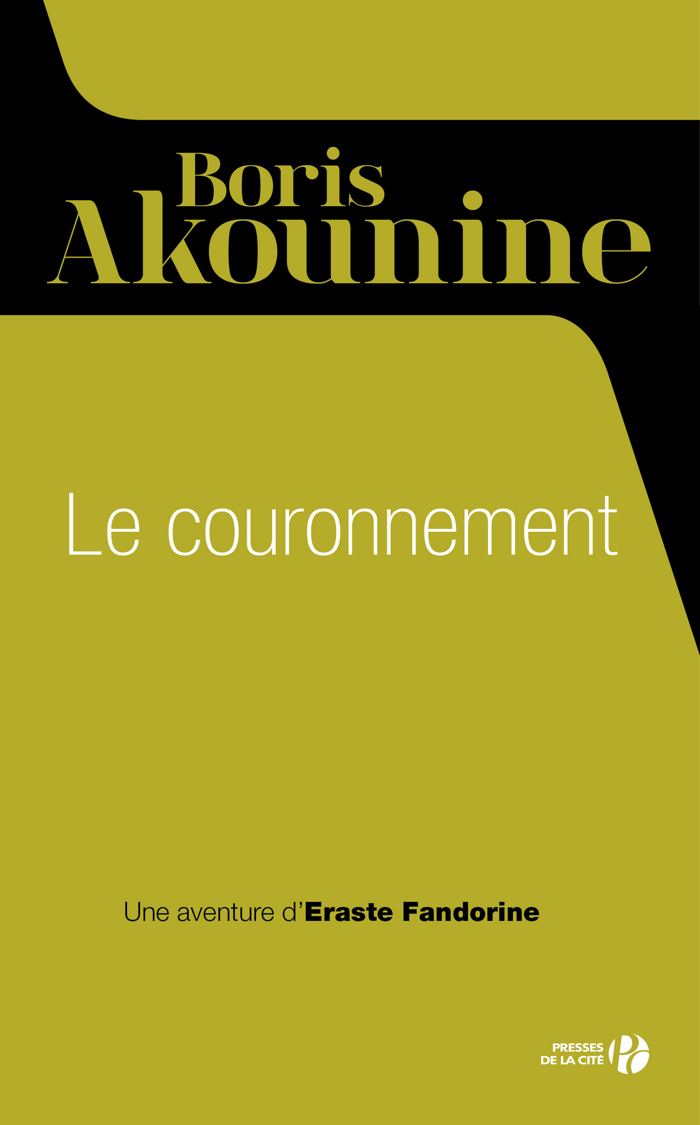 Le couronnement (ebook)