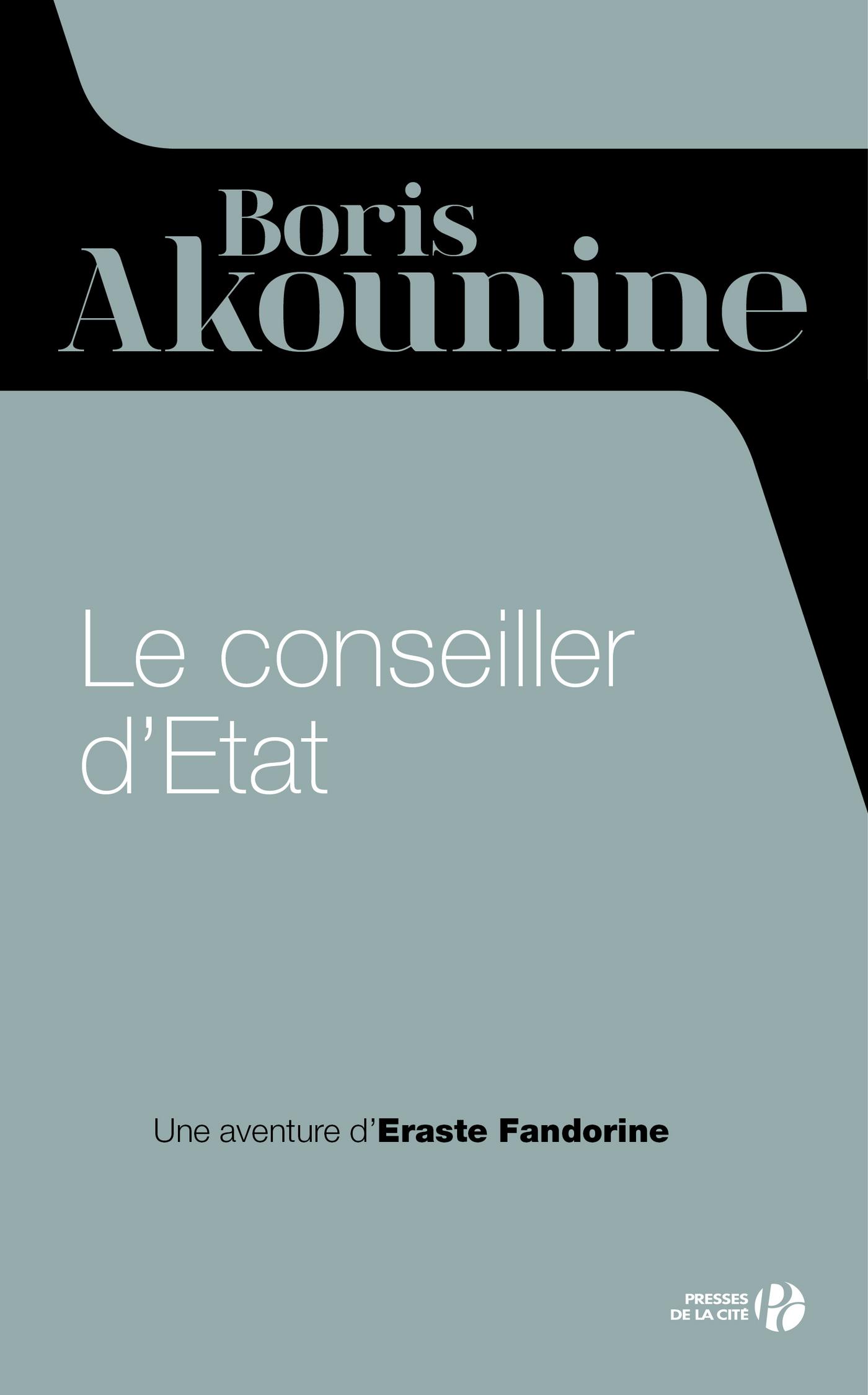 Le conseiller d'état (ebook)