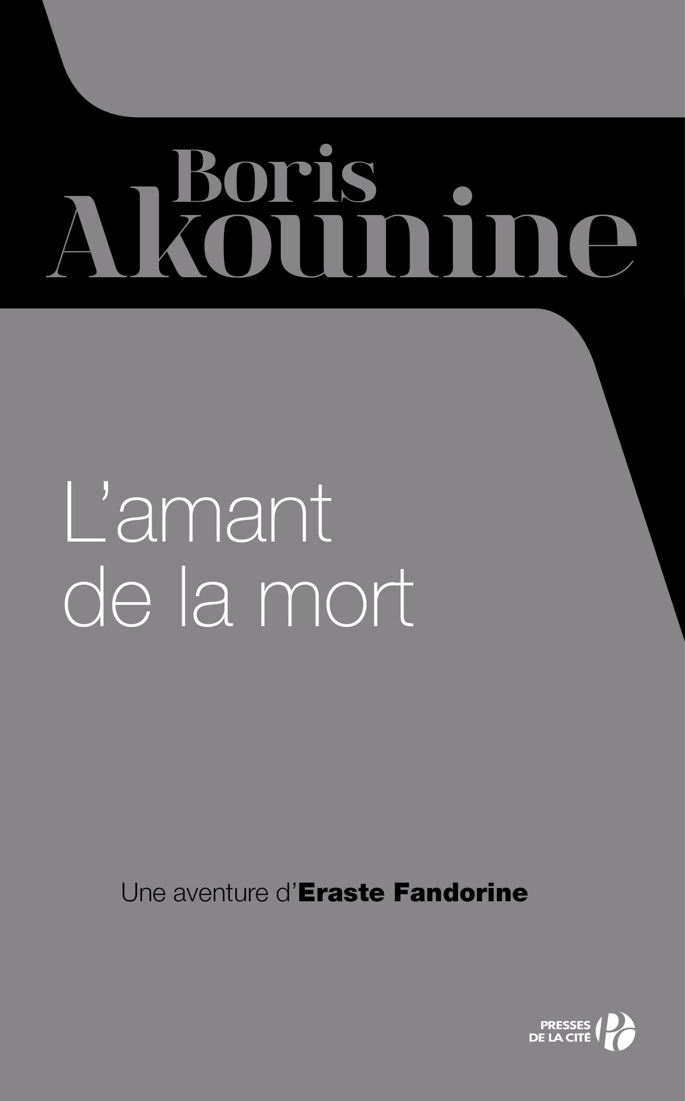 L'amant de la mort (ebook)