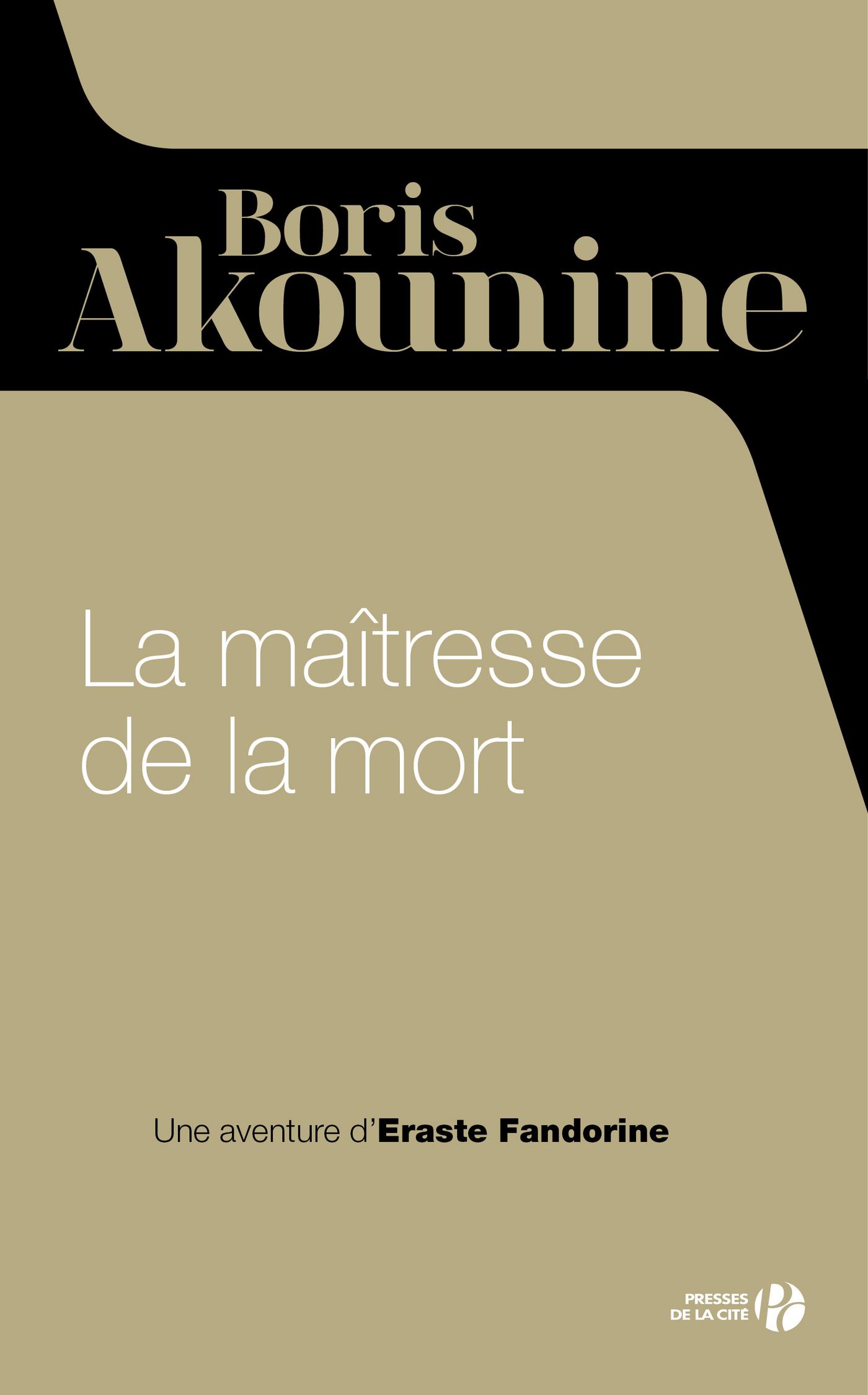 La maîtresse de la mort (ebook)