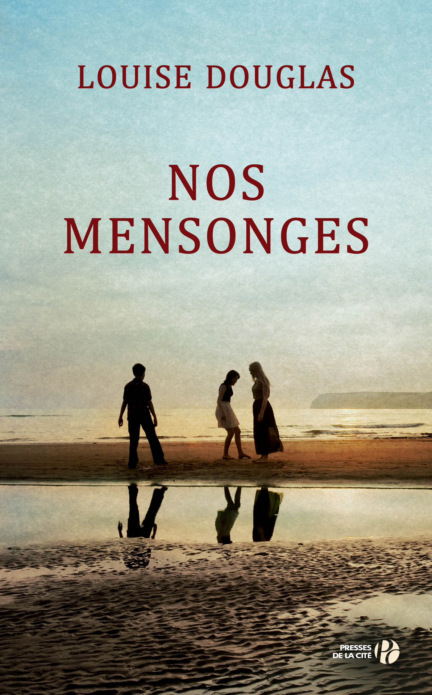 Nos mensonges (ebook)