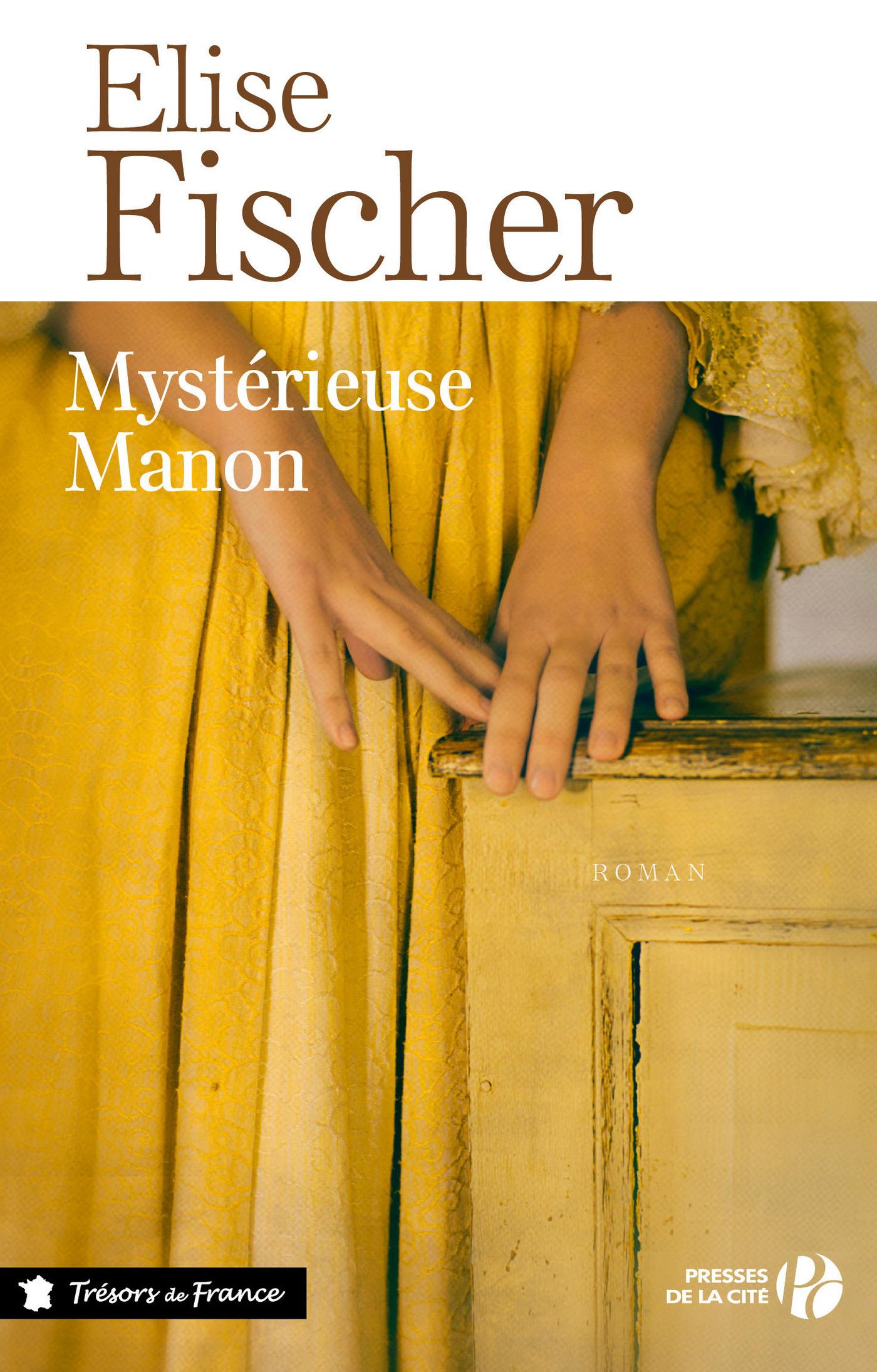 Mystérieuse Manon (ebook)