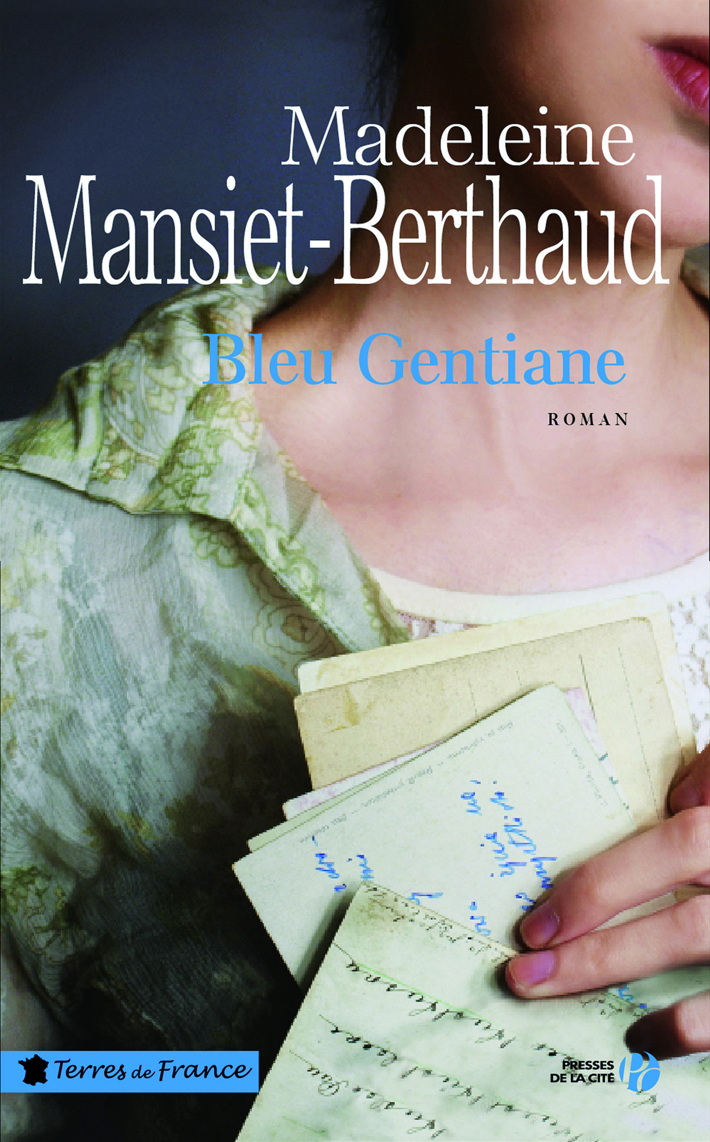 Bleu Gentiane (ebook)