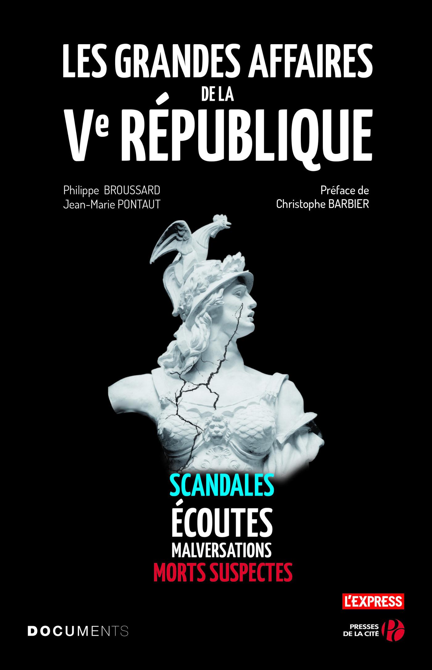 Les Grandes Affaires de la Ve République (ebook)