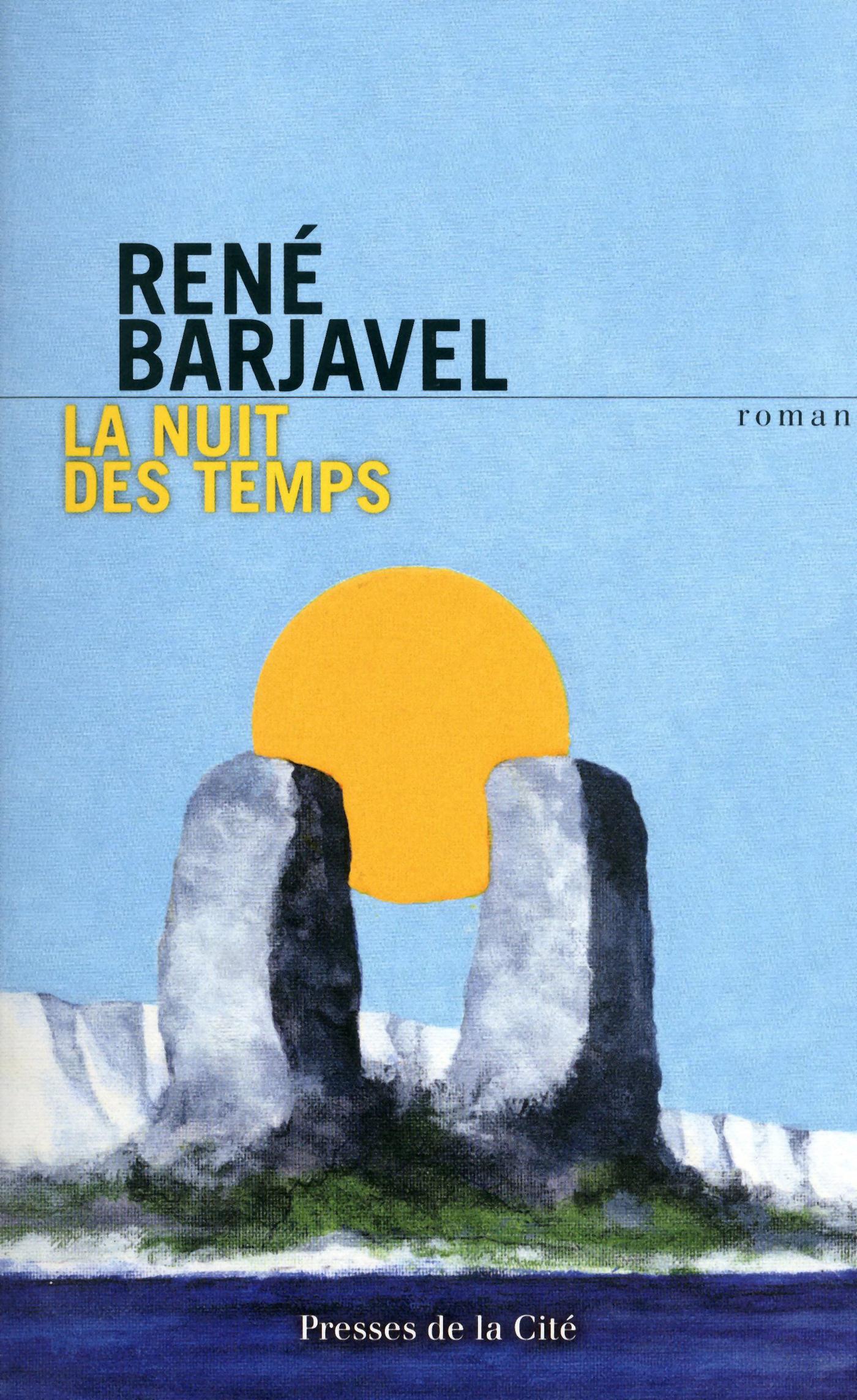 La nuit des temps (ebook)