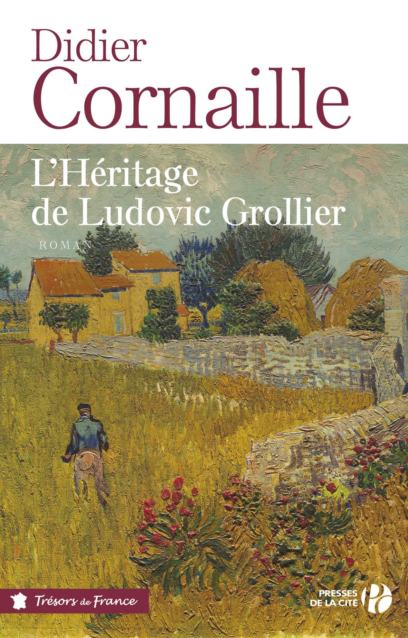 L'héritage de Ludovic Grollier (ebook)