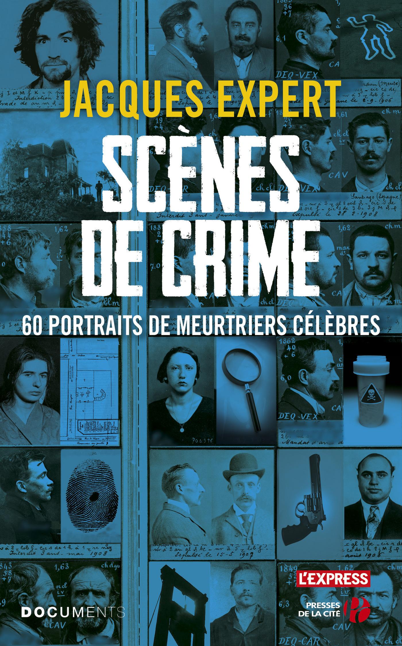 Scènes de crime (ebook)