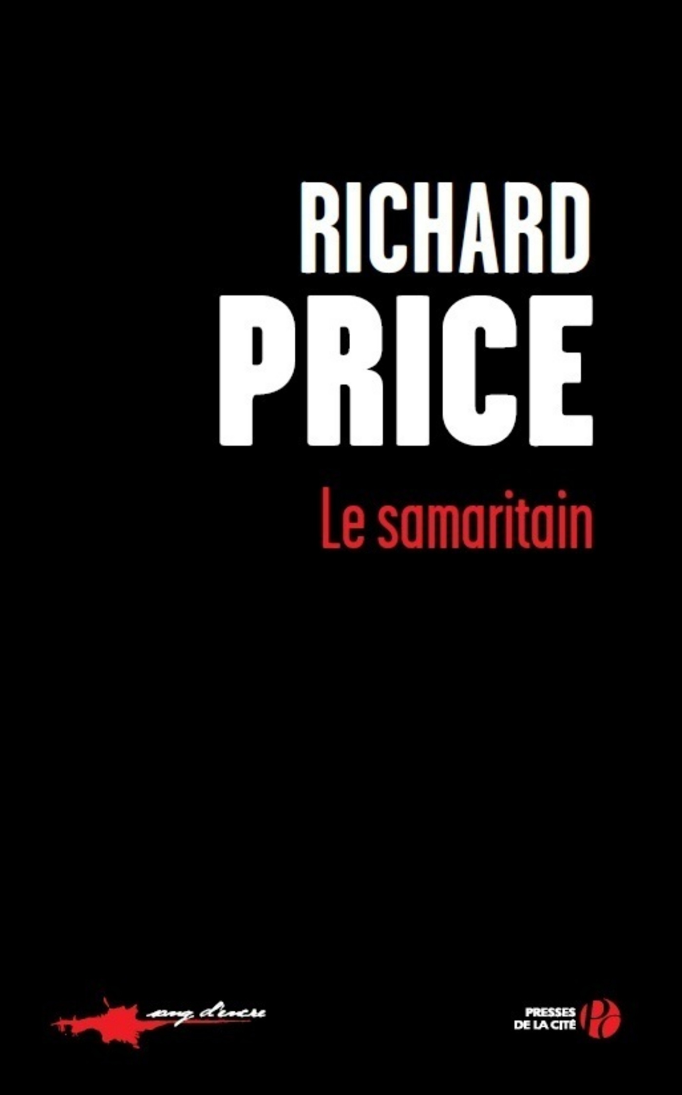 Le samaritain (ebook)
