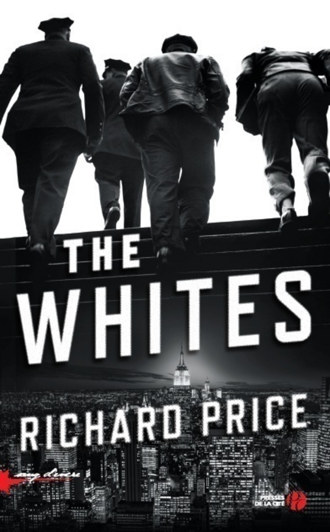 The Whites (ebook)