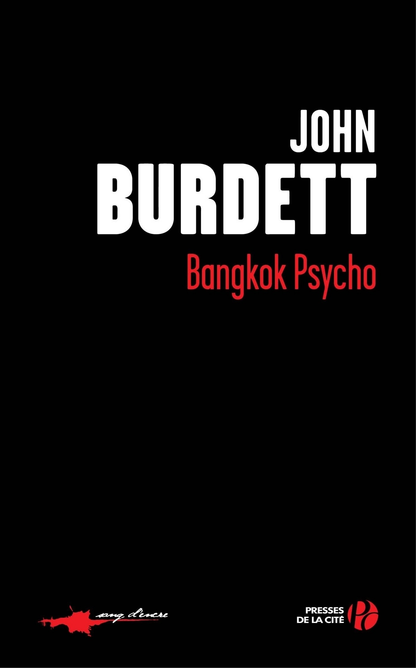 Bangkok Psycho (ebook)
