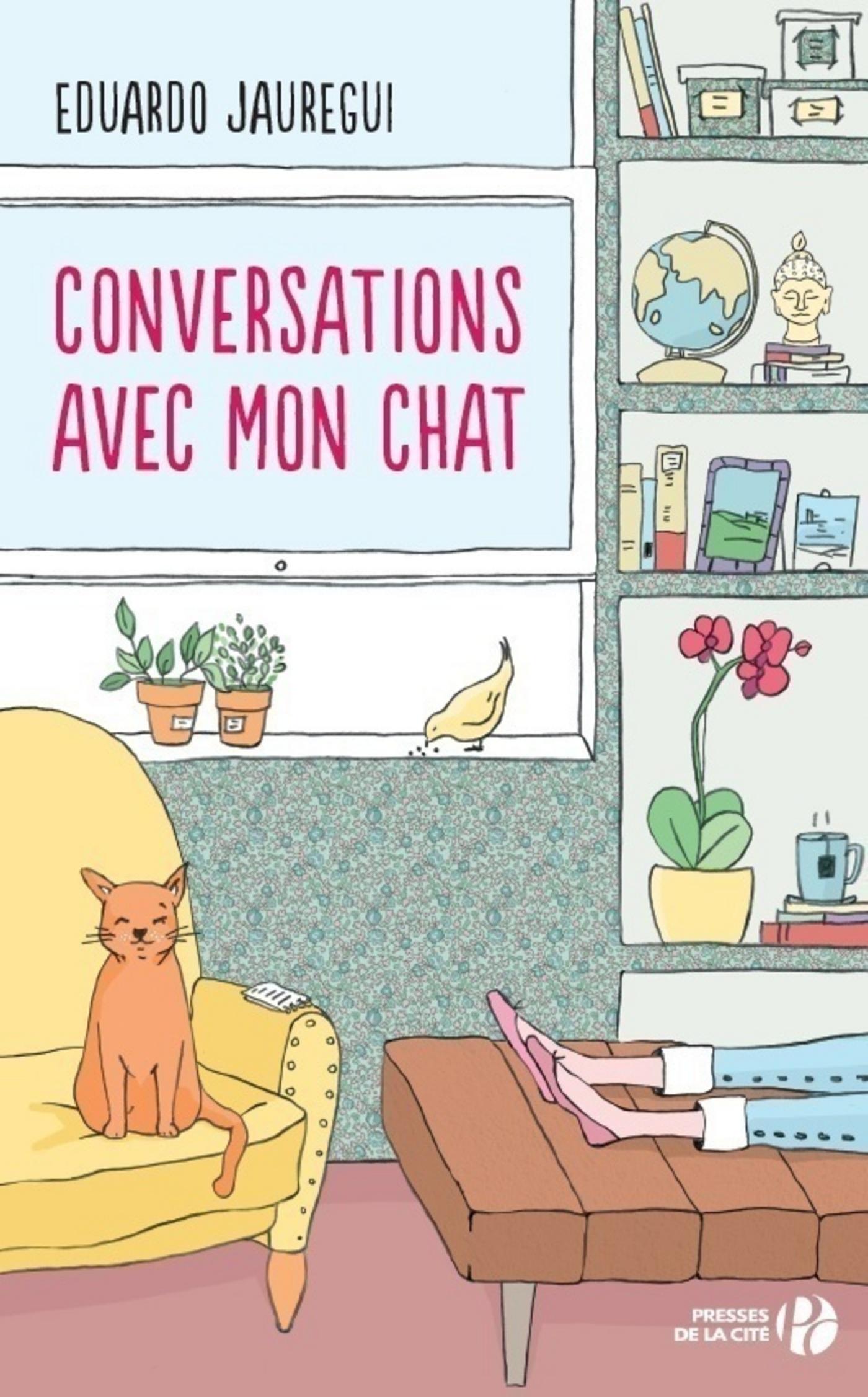 Conversations avec mon chat (ebook)