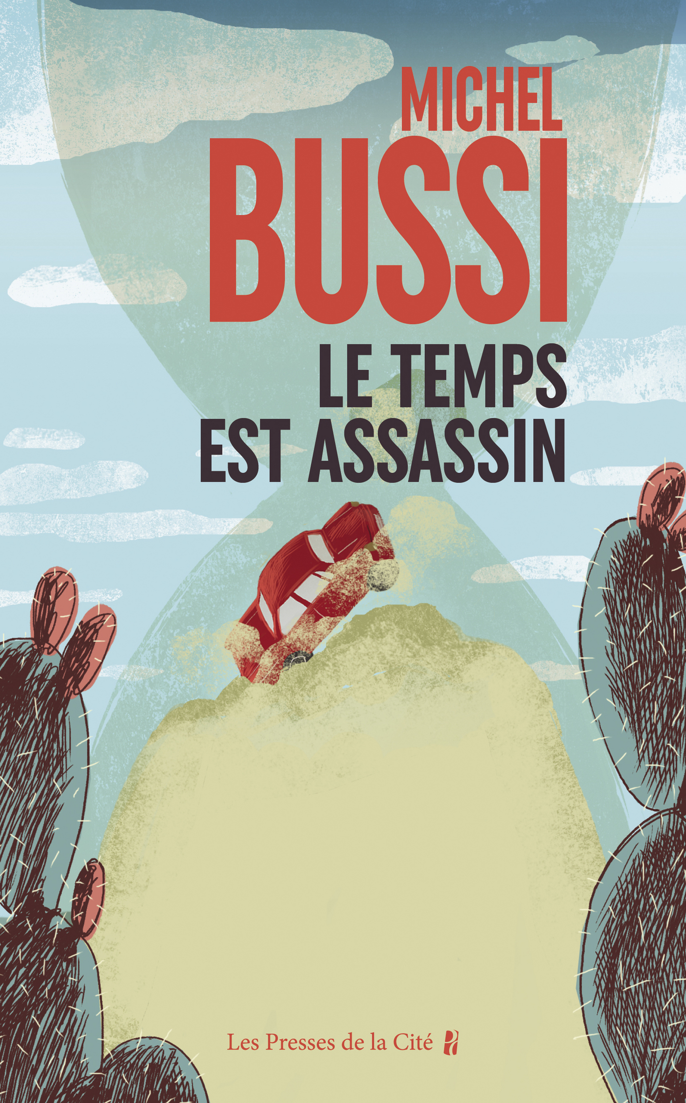 Le temps est assassin (ebook)