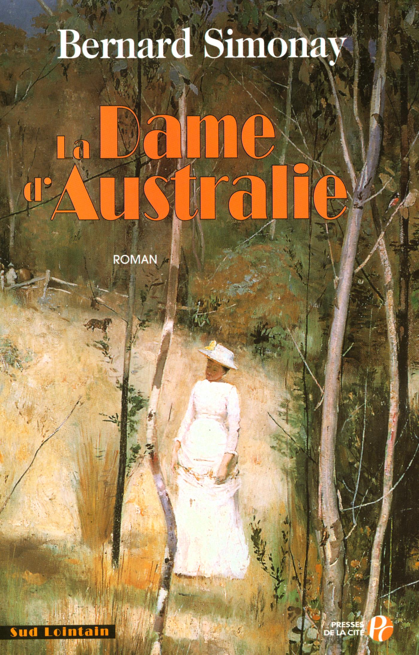 La dame d'Australie (ebook)
