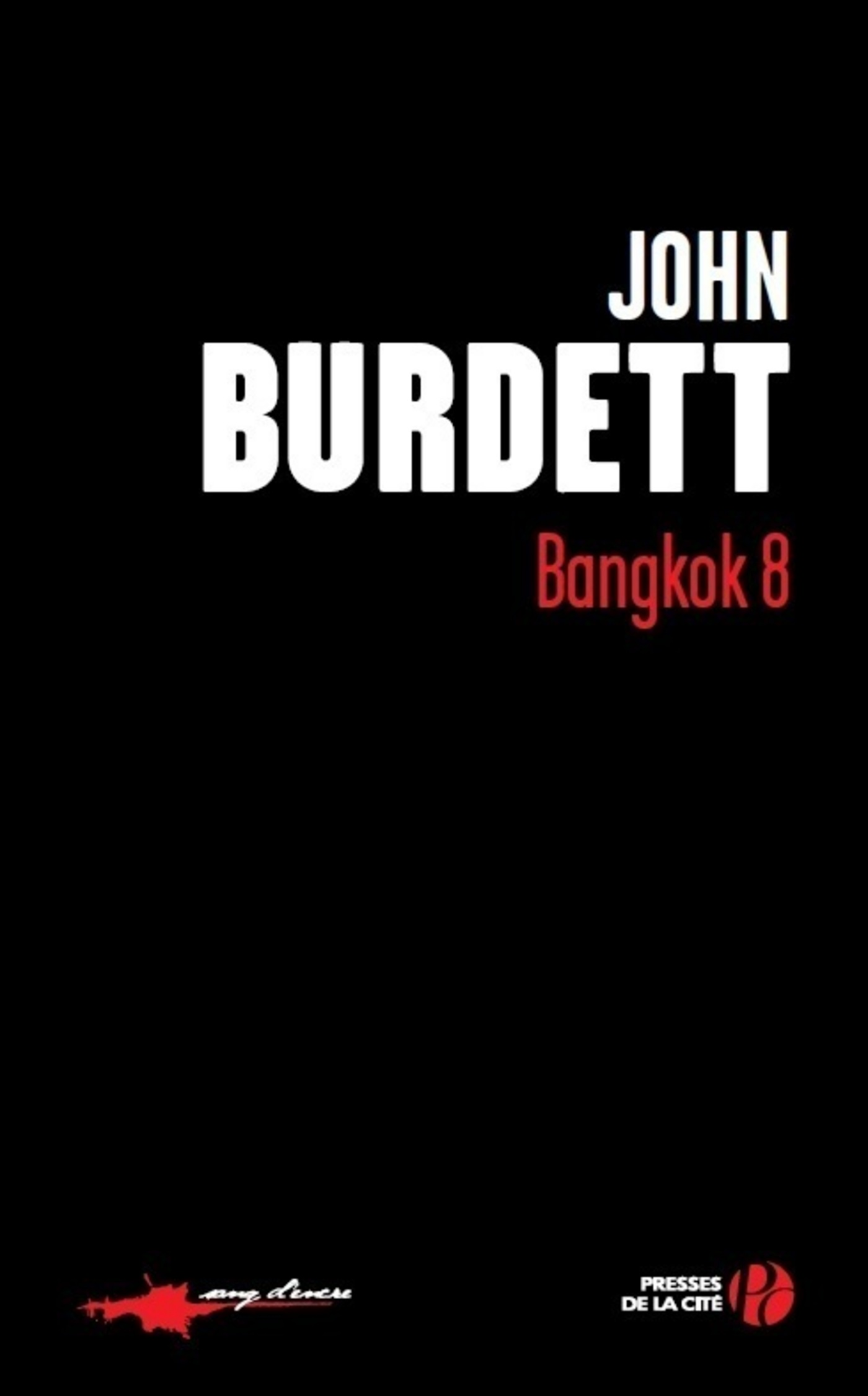 Bangkok 8 (ebook)
