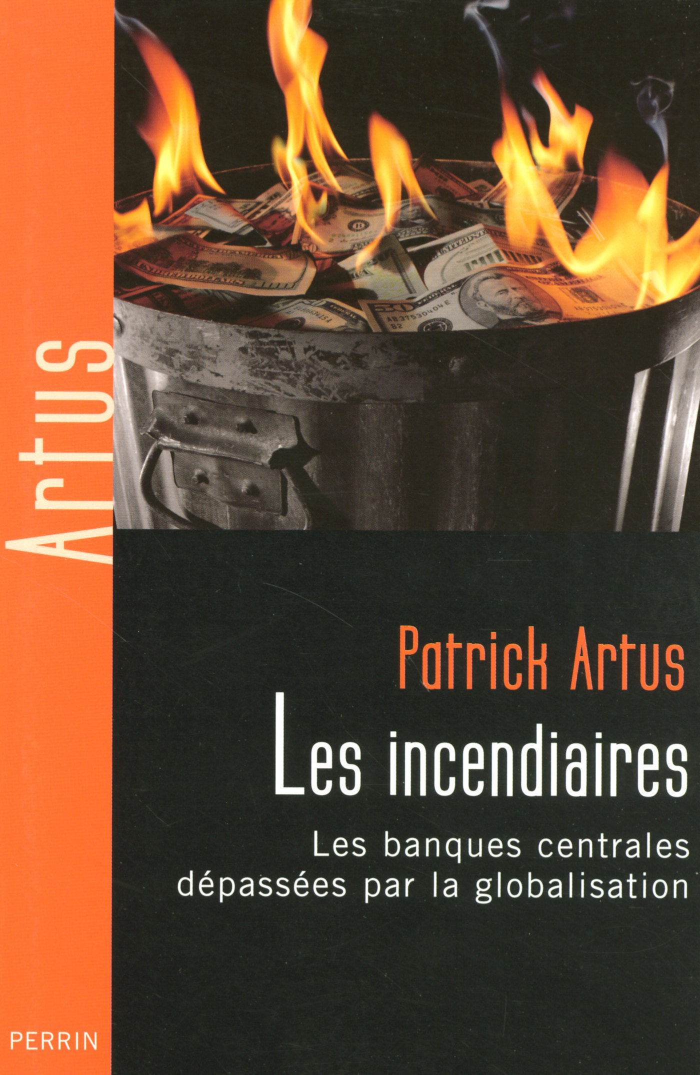 Les incendiaires (ebook)