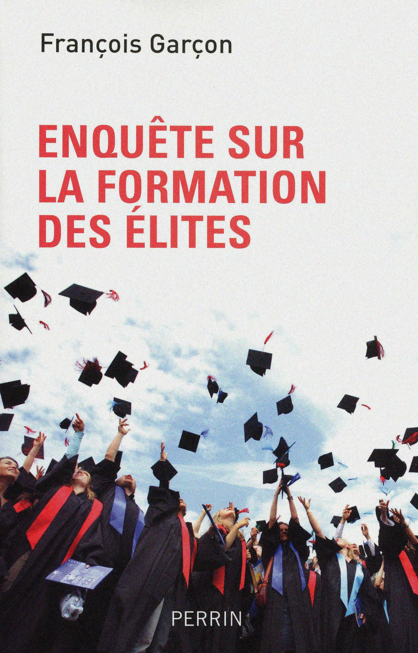Enquete sur la formation des élites (ebook)