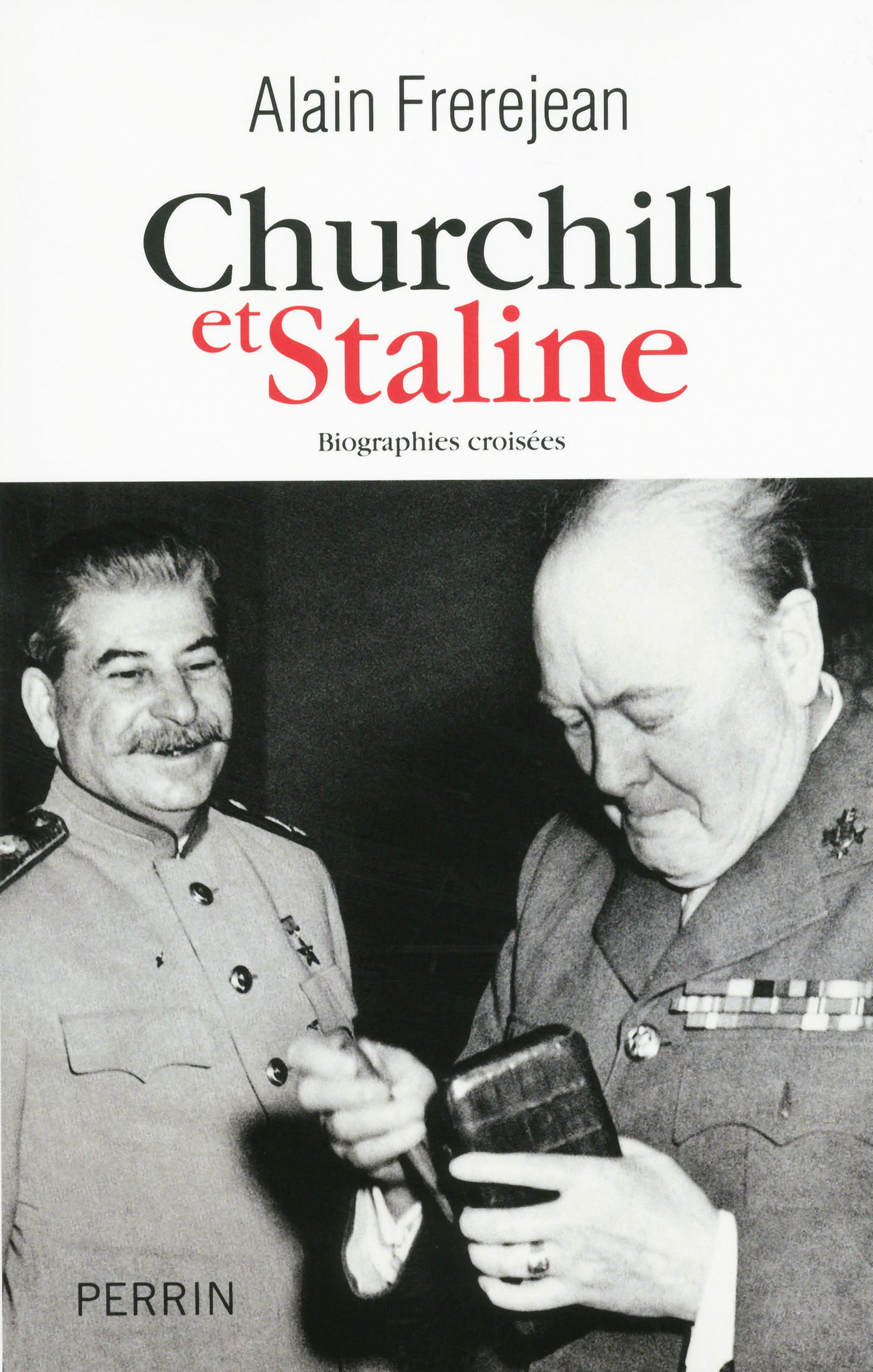 Churchill et Staline (ebook)