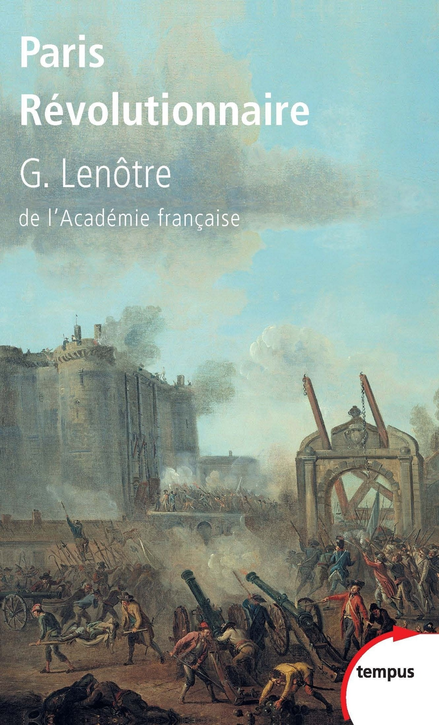 Paris Révolutionnaire (ebook)