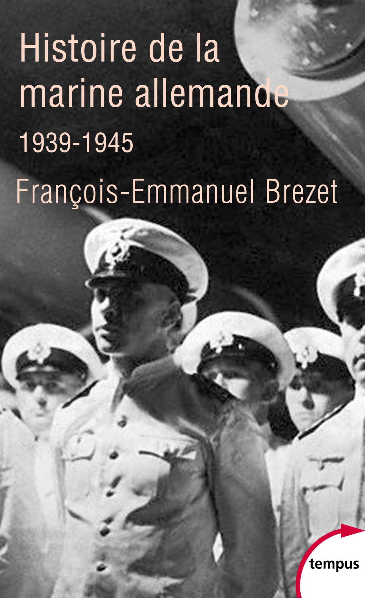 Histoire de la marine allemande (1939-1945) (ebook)