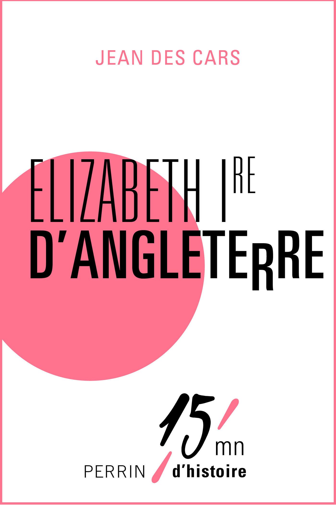 Elizabeth Ire d'Angleterre