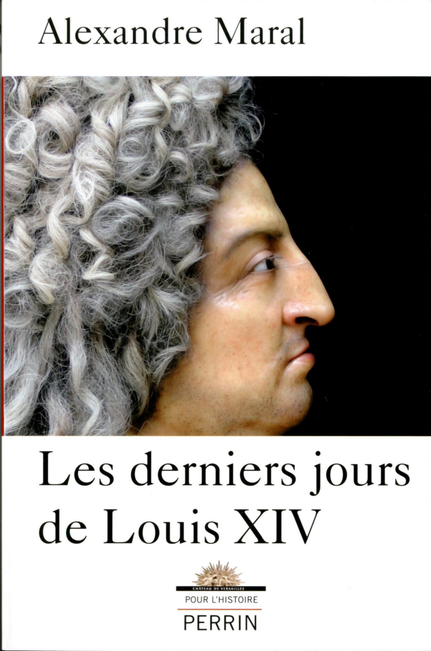 Les derniers jours de Louis XIV (ebook)