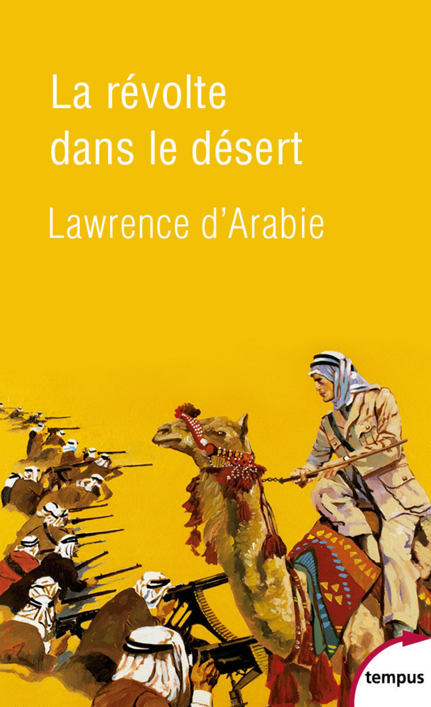 La révolte dans le désert