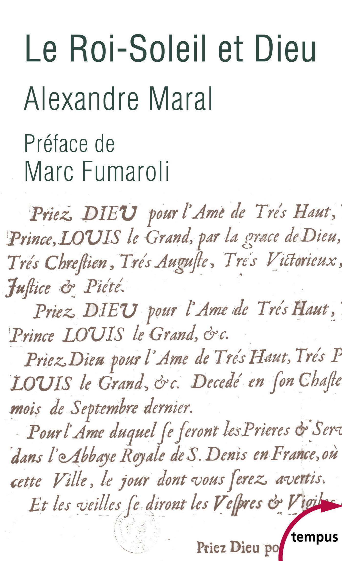 Le Roi-Soleil et Dieu (ebook)