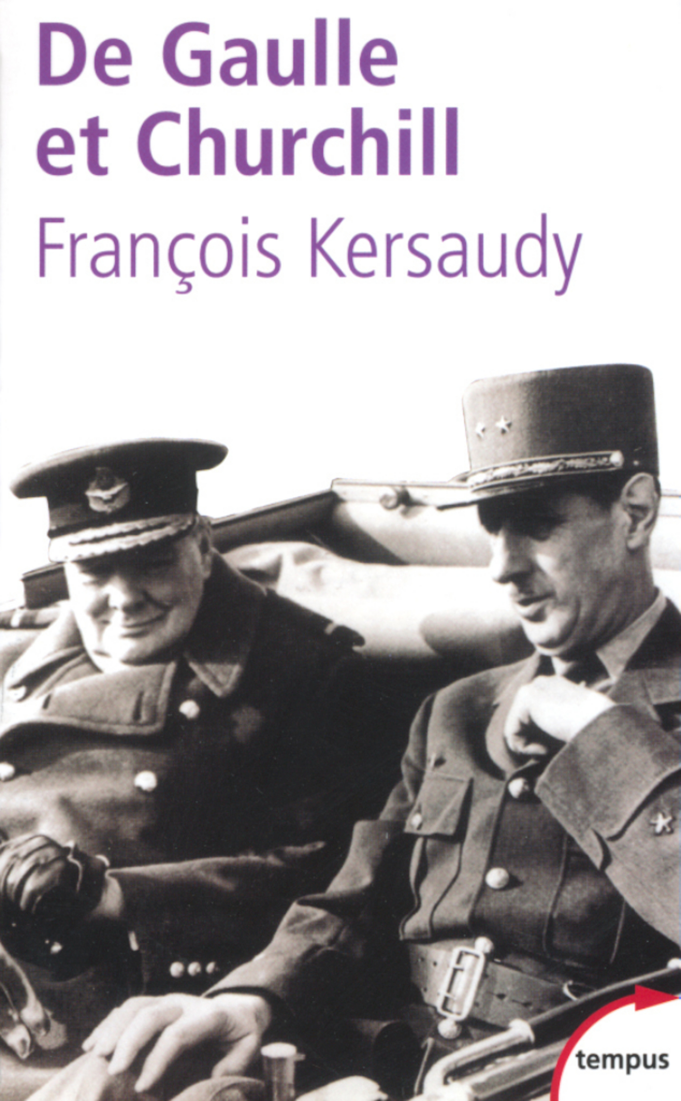 De Gaulle et Churchill (ebook)