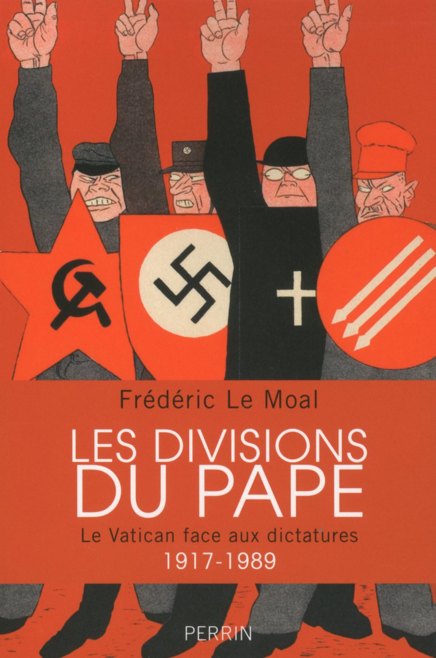 Les divisions du pape (ebook)